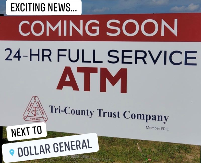 ATM COMING SOON!!