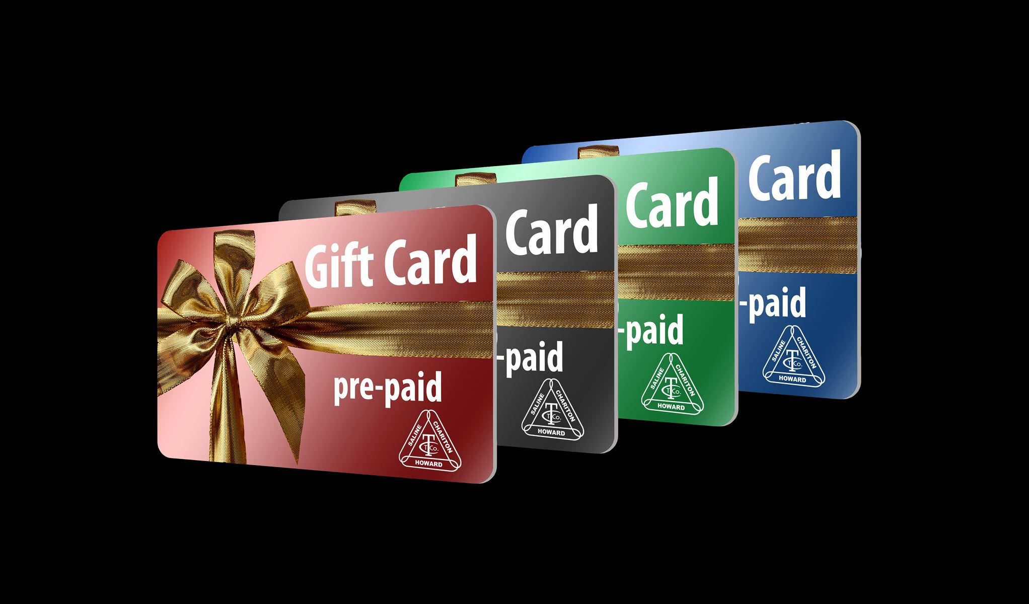 Pre-Paid Gift Card Image